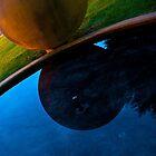 Dark Star Park, Diagonal Reflection by Paul Bohman