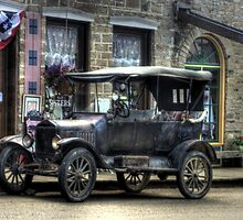 Model T by Terence Russell