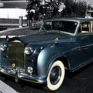 1961 Rolls-Royce Silver Wraith 4dr Sedan by TeeMack