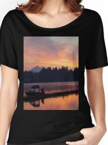 Sunrise Fishing Women's Relaxed Fit T-Shirt