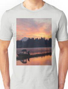 Sunrise Fishing Unisex T-Shirt