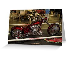 Custom Ride Greeting Card