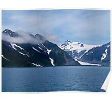 Aliak Glacier Poster