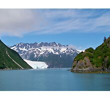 Aliak Glacier Photographic Print