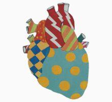 POLKA-DOT HEART by OhGodsAbove