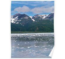 Kenai Fjords National Park Poster