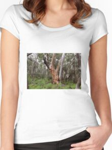 Tree Women's Fitted Scoop T-Shirt