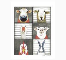 The Farmyard Gang got caught T-Shirt