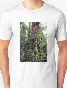 Antarctic Beach Tree Unisex T-Shirt