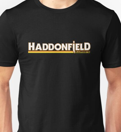 Haddonfield  Unisex T-Shirt