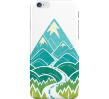The Road Goes Ever On: Summer iPhone Case/Skin
