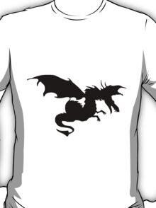 Flying Evil Dragon T-Shirt