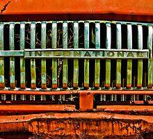 International Truck by Dennis Baker