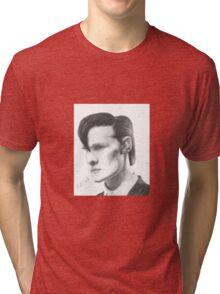 Matt Smith Tri-blend T-Shirt