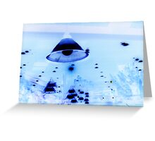 Army of Lights Greeting Card