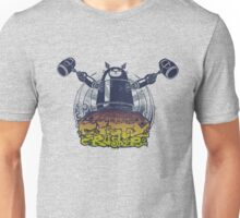 ROBOCAT CITYCRUSHER (multi color) Unisex T-Shirt