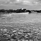 Fractured Waterfront by Paul Bohman