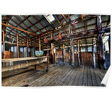 The Shearing Shed Poster