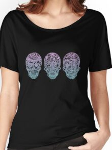 Candy Skulls Women's Relaxed Fit T-Shirt