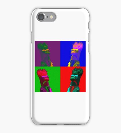 Beaker Pop iPhone Case/Skin