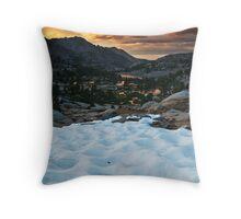 Sailor Lake Throw Pillow