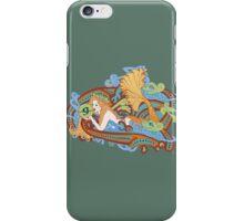 Gaia's Celtic Wave iPhone Case/Skin
