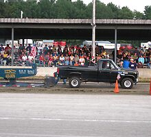 Truck Pulls Vermont Style by Tammy F