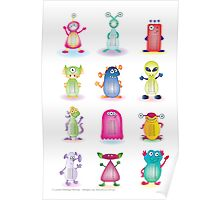 Educational Poster - Multiplication Tables Poster
