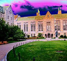 Boston College - better education! by LudaNayvelt