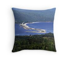 Englishtown-Cape Breton Throw Pillow