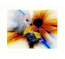 Bloom Where Your Planted     Art Print