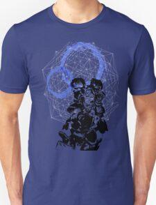 Skull Geometry Unisex T-Shirt