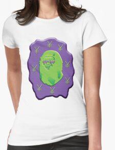 잊지마 / IT G MA Womens Fitted T-Shirt