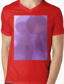 WINE GRAPES (Phoney) Mens V-Neck T-Shirt