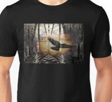 The Trees that Guard the Crows Unisex T-Shirt