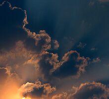 Blue Ray by Steven Fraser