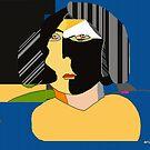Woman by Ana Johnson