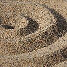 sandy swirl by Adriana Wasyk