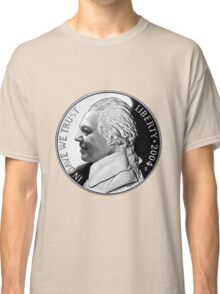 In Dave we Trust (full size) Classic T-Shirt