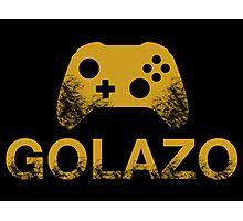 Golazo Sticker Photographic Print