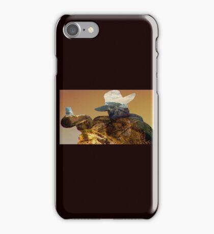 Mortal Kombat. Erron Black iPhone Case/Skin