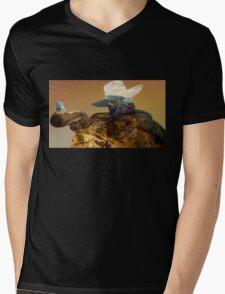Mortal Kombat. Erron Black Mens V-Neck T-Shirt