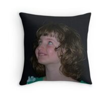 deserai Throw Pillow