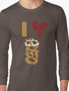 I Love Coffee  Long Sleeve T-Shirt