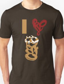 I Love Coffee  Unisex T-Shirt