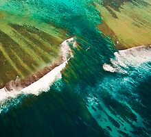 Turquoise Canyon - Ningaloo Reef by aabzimaging
