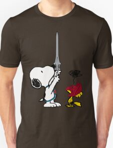 He-Dog and Battle Bird T-Shirt