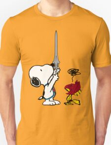 He-Dog and Battle Bird T-Shirt