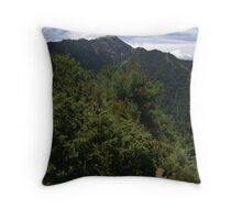 peak condition Throw Pillow