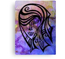 Madam Canvas Print